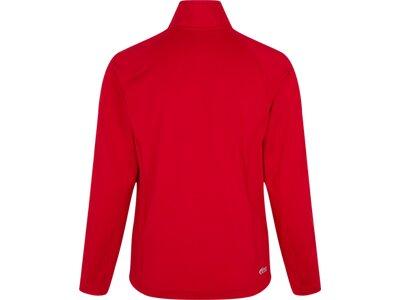 McKINLEY Herren Rolli H-Shirt Rio Rot