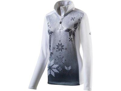 McKINLEY Damen Rolli D-Shirt Aniston II Weiß