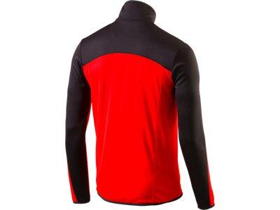 McKINLEY Herren Rolli H-Shirt Blake Rot