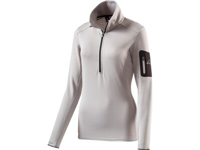 McKINLEY Damen Rolli D-T-Shirt Galway Grau