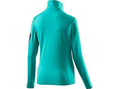McKINLEY Damen Rolli D-T-Shirt Galway Grün