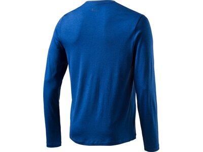 McKINLEY Herren Shirt H-T-Shirt Kara Blau