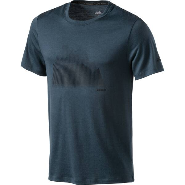 McKINLEY Herren Shirt H-T-Shirt Korrum