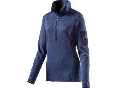 McKINLEY Damen Rolli D-T-Shirt Pila Blau