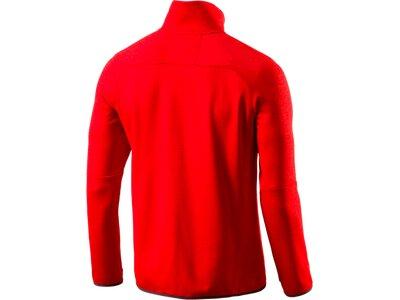 McKINLEY Herren Rolli H-T-Shirt Pila Rot