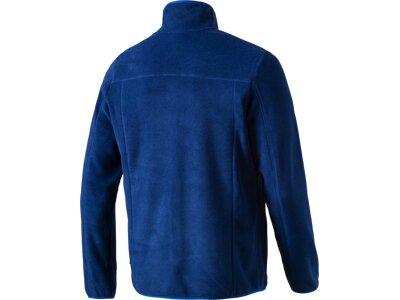 McKINLEY Herren Unterjacke H-Fleece-Jacke Sefton II Blau