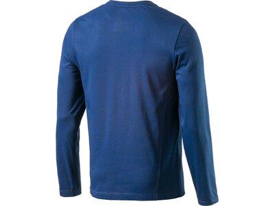 McKINLEY Herren Hemd H-T-Shirt Aravalli Blau