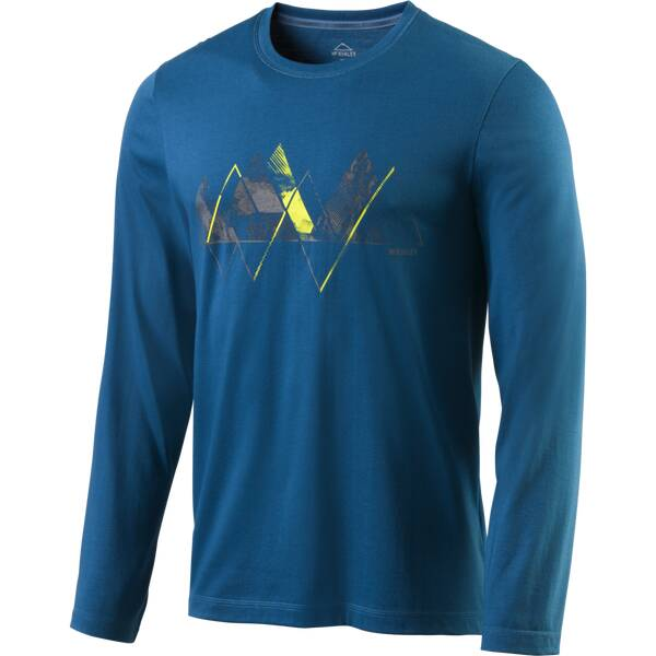 McKINLEY Herren Hemd H-T-Shirt Aravalli