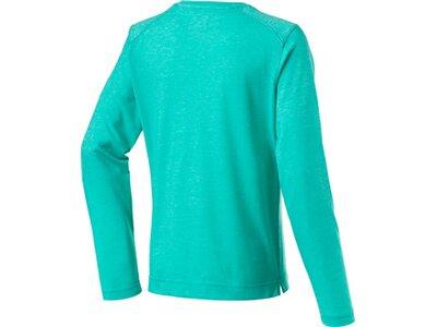 McKINLEY Kinder Shirt Mä-T-Shirt Bubba gls Blau
