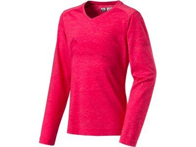McKINLEY Kinder Shirt Mä-T-Shirt Bubba gls Pink