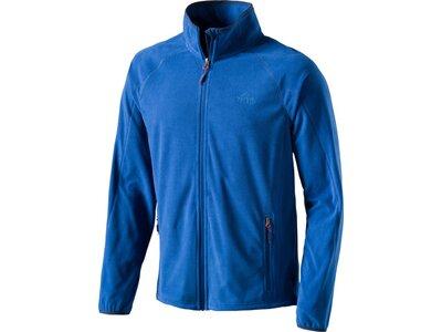 McKINLEY Herren Unterjacke H-Fleece-Jacke Atula Blau