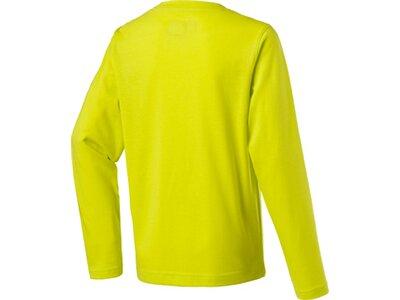 McKINLEY Kinder Shirt K-T-Shirt Bubba jrs Gelb