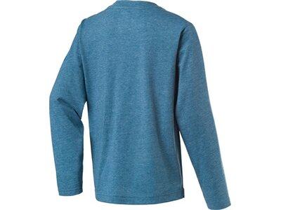 McKINLEY Kinder Shirt K-T-Shirt Bubba jrs Blau