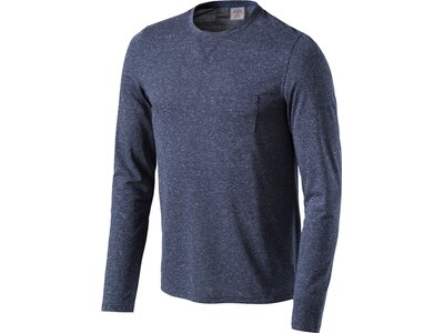 McKINLEY Herren Shirt H-T-Shirt Oryon Blau