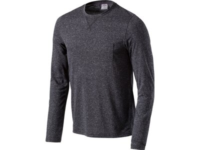McKINLEY Herren Shirt H-T-Shirt Oryon Schwarz