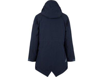 McKINLEY Kinder Mantel Milla Blau