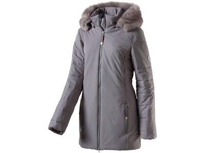 McKINLEY Damen Outdoor-Mantel Argo Grau