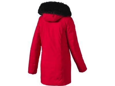 McKINLEY Damen Outdoor-Mantel Argo Rot