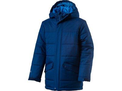 McKINLEY Kinder Mantel Perry Blau