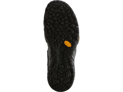 McKINLEY Herren Trekkingsandale Trek- Sandale Barbados Vibram schwarz