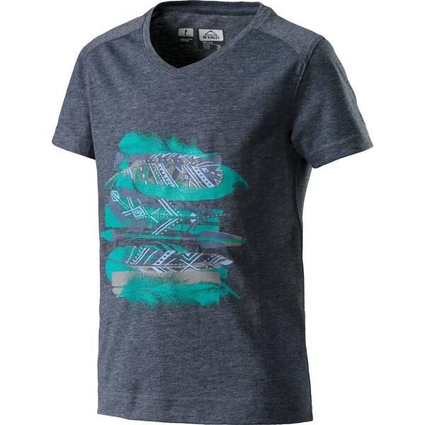 McKINLEY Kinder Shirt Mä-T-Shirt Zabek