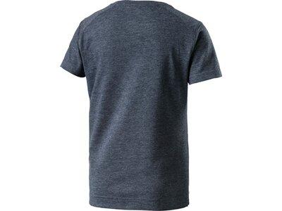 McKINLEY Kinder Shirt Mä-T-Shirt Zabek Blau