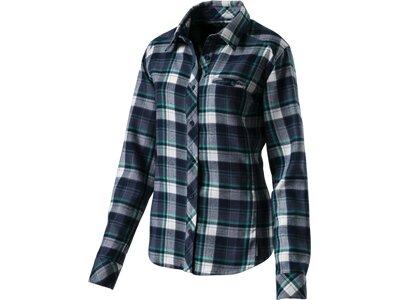 McKINLEY Damen Hemd D-Bluse Serra Blau
