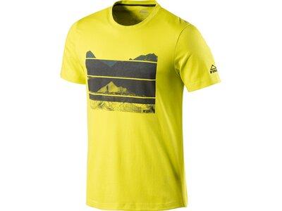 McKINLEY Herren Shirt H-T-Shirt Milan Grün
