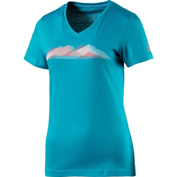 McKINLEY Damen Shirt D-T-Shirt Milan