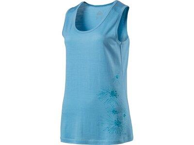 McKINLEY Damen Shirt Rokka Blau