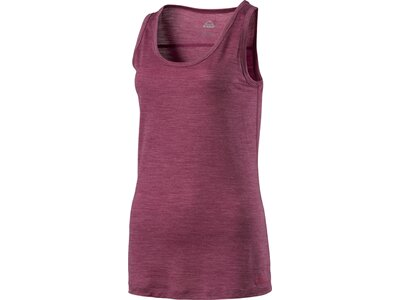 McKINLEY Damen Shirt Aramy Rot