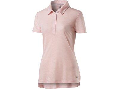 McKINLEY Damen Polo Chama II Pink