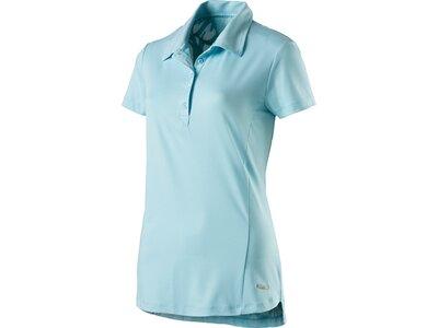 McKINLEY Damen Polo Okina Blau