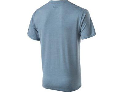 McKINLEY Herren Shirt Rokko Blau