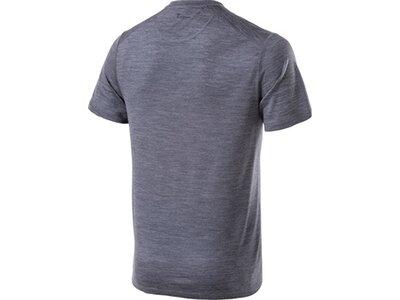 McKINLEY Herren Shirt Aramac Blau