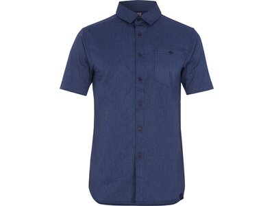 McKINLEY Herren Hemd Owen II Blau