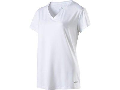 McKINLEY Damen Shirt Okiti Weiß