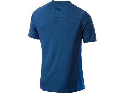McKINLEY Herren Shirt Ponca III Blau