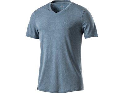 McKINLEY Herren Shirt Kapolei II Blau