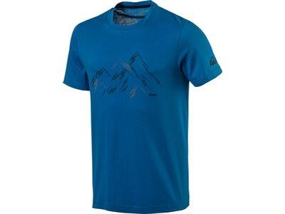 McKINLEY Herren Shirt Malessa Blau