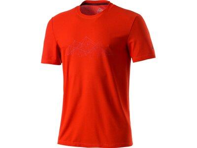 McKINLEY Herren Shirt Klay Rot