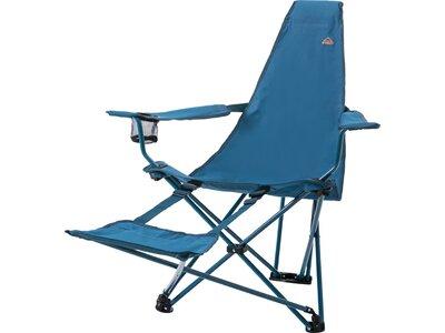 McKINLEY Faltstuhl Camp 300 Relax Blau