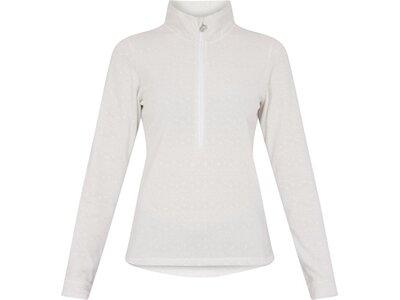 McKINLEY Damen Rolli Shirt Dora Weiß