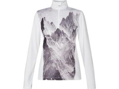 McKINLEY Damen Shirt Daniston Weiß