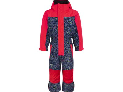 McKINLEY Kinder Overall Tiger II Pink
