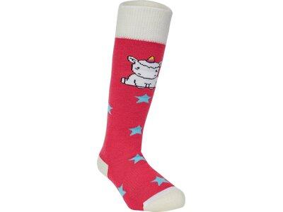 McKINLEY Kinder Strumpf Socky II Pink