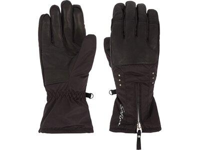 McKINLEY Damen Handschuhe Daria Schwarz