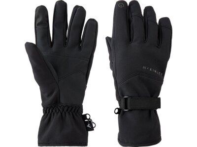 McKINLEY Herren Handschuhe Devon Schwarz