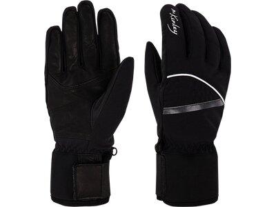 McKINLEY Damen Handschuhe Dastrid Schwarz
