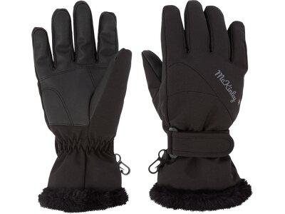McKINLEY Mädchen Handschuh Emyra Schwarz